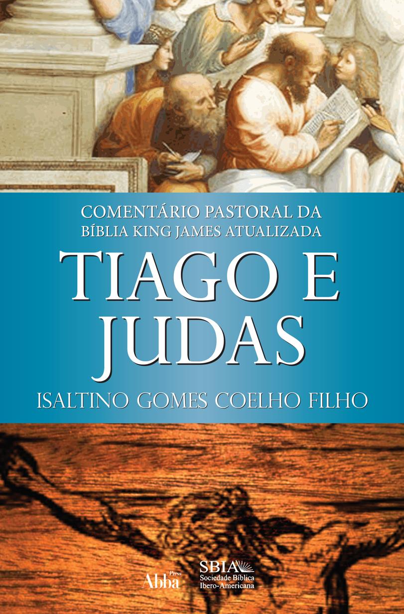 Livro Tiago e Judas